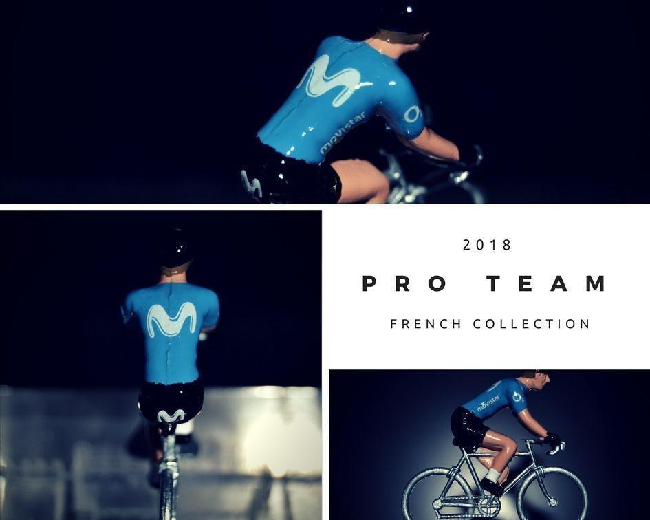 @alejanvalverde  Notre figurine 2018 #Movistar: https://buff.ly/2FKmL4F. #worldTour #cycling #tdf #giro #Giro101 #Giro2018 #Dauphiné #TDF2018 #Yvelines2018 #TDP2018 #VueltaBurgos #LaVuelta18 #tourofutah #TourOfPoland #Glasgow2018  - Ukustom