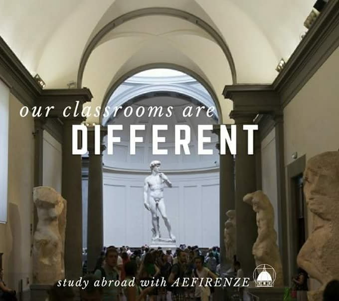 What is the AEF difference? Integrated programming, experiences in Italian cultural identity, strong relationships with professional arts and performing arts worlds, and a direct relationship with #AEFschoolofArts so you can design a program specifically for your school's needs.<br>http://pic.twitter.com/b5i9zPxmjs