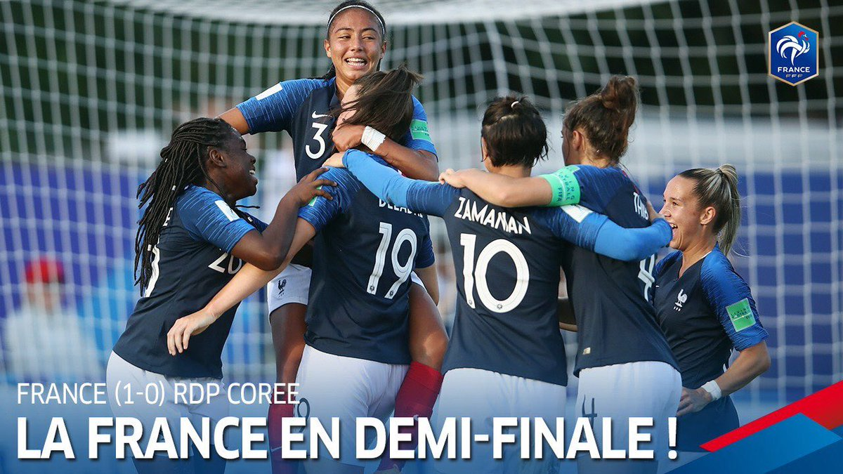 Eugénie Le Sommer's photo on #U20WWC