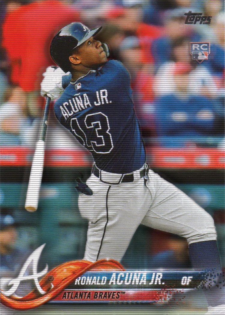 Topps On Twitter Cards In Motion The Latest Topps On Demand Set