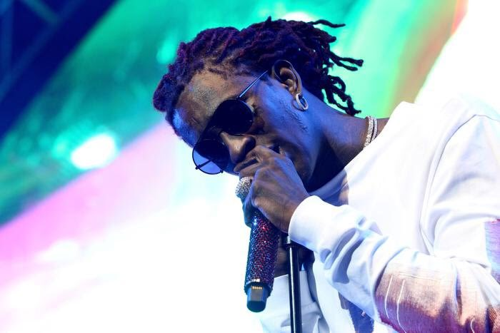 Young Thug Unveils Official 'Slime Language' Tracklist & Features: https://t.co/90A7ajnC2N https://t.co/oy7VdGwkEc