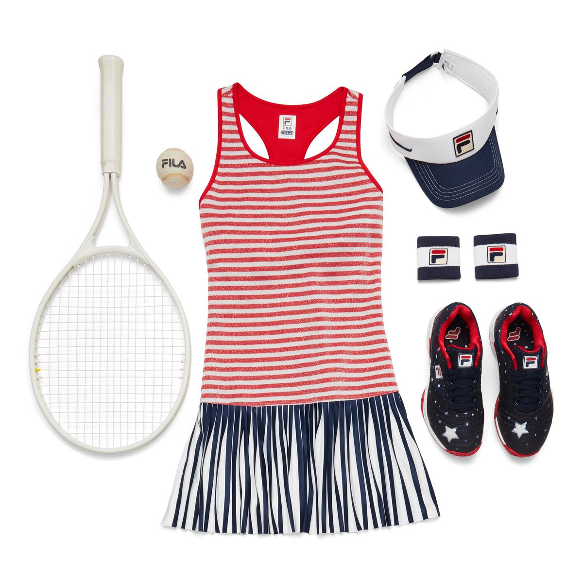 Fila Tennis On Twitter The Women S Heritage And Men S Legends