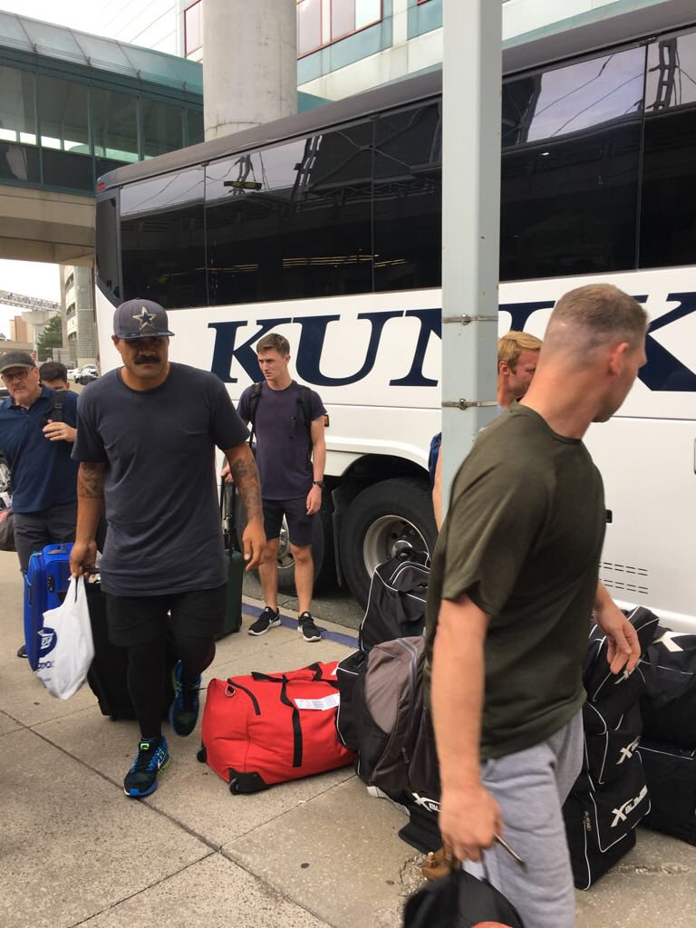 Touch down! A safe arrival in Toronto for the squad ... #TouringToronto #ComeOnRovers<br>http://pic.twitter.com/UH7ti0PJ0C