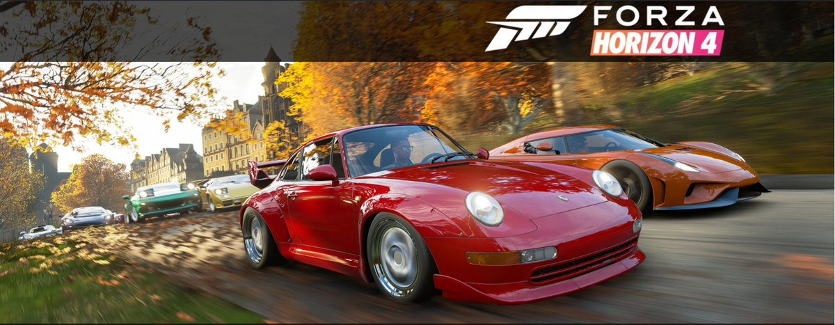 Forza Horizon 4 launches on 10/2! It&#39;s INCLUDED in your Game Pass subscription for everyone to enjoy. Day and date 1P titles in Game Pass, Xbox Play Anywhere titles on Windows, discounts on games and PDLC! Snag a free Xbox Game Pass trial here:  https://www. xbox.com/en-US/xbox-gam e-pass &nbsp; … <br>http://pic.twitter.com/MgDoD2aIRt
