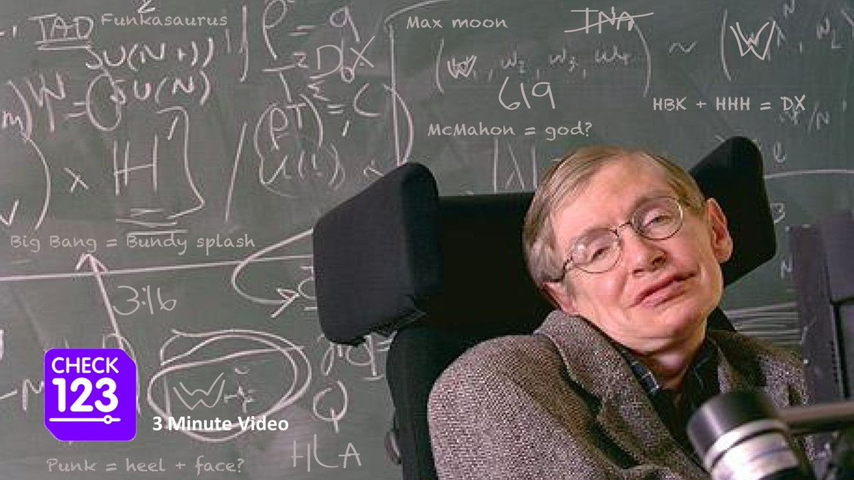 Stephen Hawking said it&#39;s the beginning of the end. What&#39;s artificial intelligence?  http://www. check123.com/videos/5783-ar tificial-intelligence-dangers &nbsp; …   #stephenhawking <br>http://pic.twitter.com/2BRThis7zY