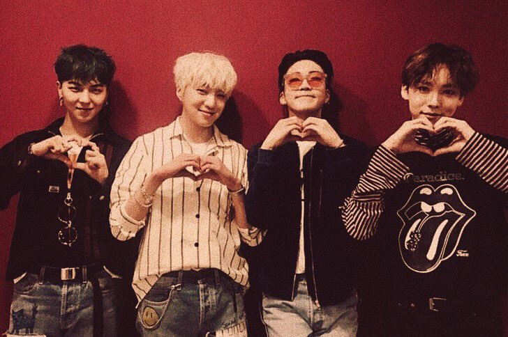 Thank you for the constant laughters &amp; joy that you guys have brought through fun, music and the numerous hardwork. Always stay humble. More years to come, we'll be here  #WINNER_4TH_BIRTHDAY<br>http://pic.twitter.com/c3qjiDkFT9