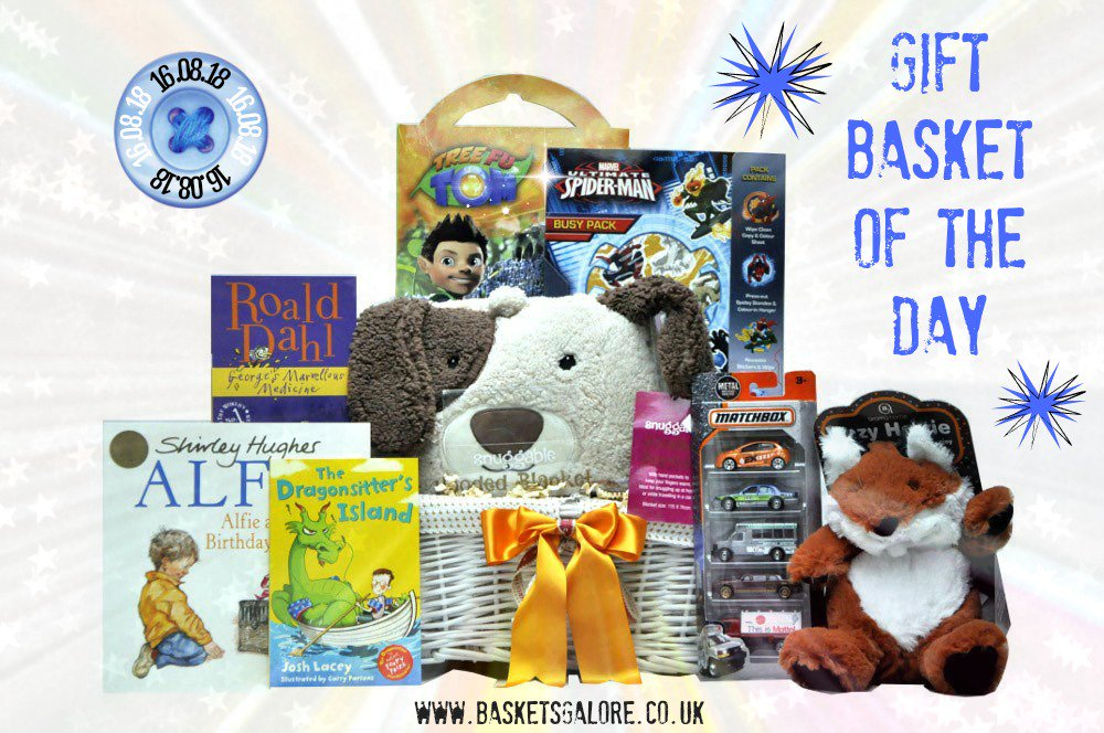 Daily Dispatch #competition. Today&#39;s &#39;Gift Basket Of The Day&#39; is &#39;Snuggle Time Boy&#39;. RT &amp; Follow to #win a Gift Basket. Shop here:    https:// bit.ly/2nFSxIy  &nbsp;    Rules:  http:// bit.ly/1CdGW7T  &nbsp;    #giftbasketsrule #giftsforkids<br>http://pic.twitter.com/3sPCv1MO3D