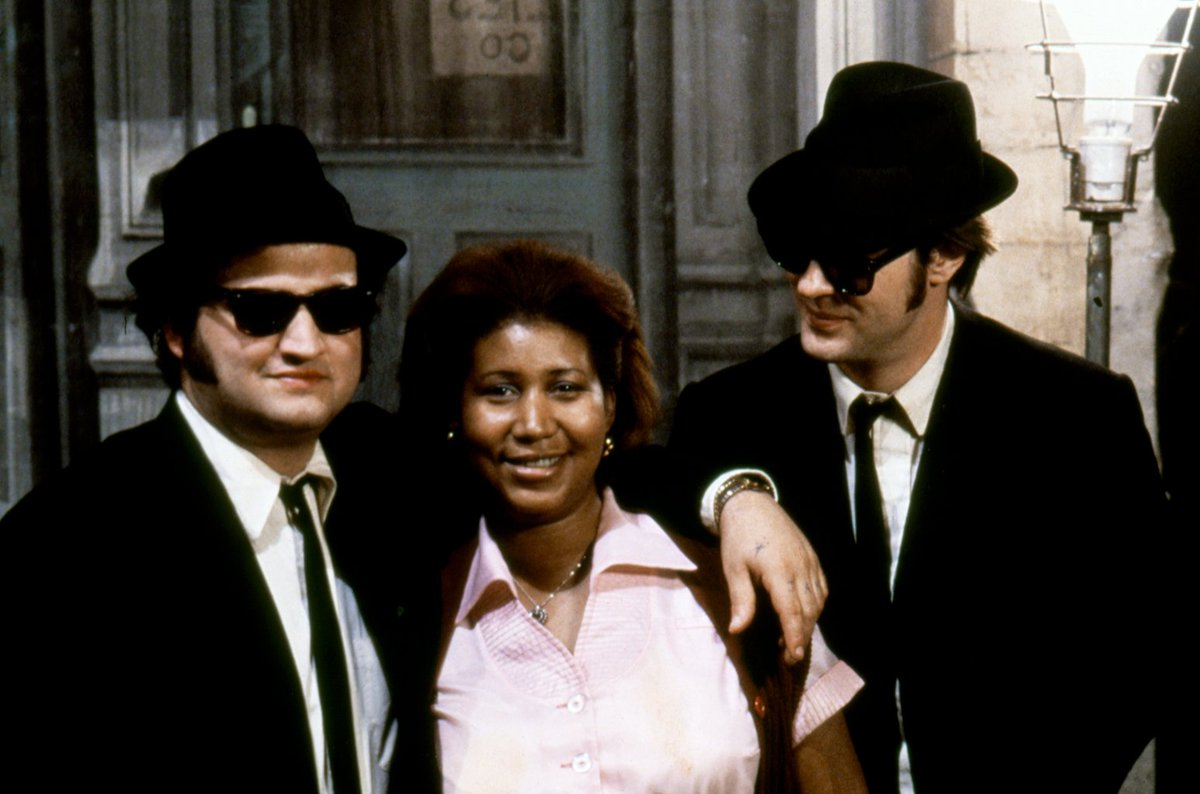 Aretha Franklin On Screen: Photos of the Queen of Soul in TV shows and movies  http:// blbrd.cm/InbBJA  &nbsp;  <br>http://pic.twitter.com/w9CkACpXKu
