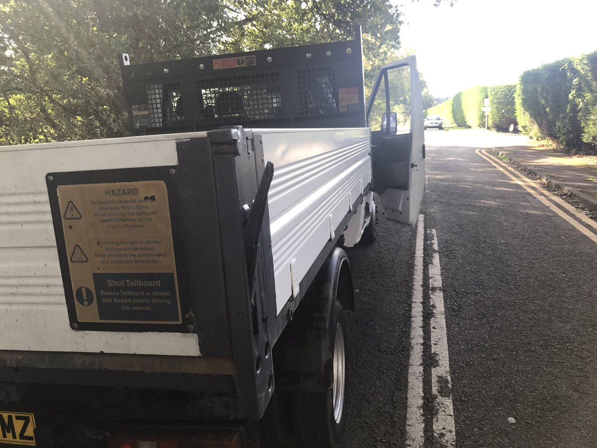 848f07bd21 No seat belt and no driving licence or insurance. His Boss wasn t too  happy. It s now on a recovery truck.  goneinseconds.  PBpic.twitter.com 00fgeEYQJC