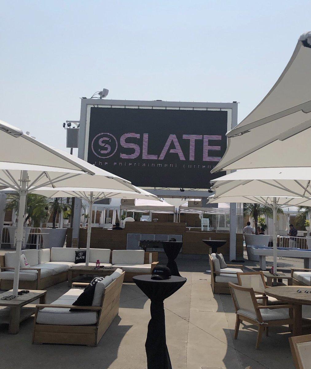 Join @slatecurrency to celebrate the @Futurist_conf tonight at Cabana🎈 @untraceableinc #slate #slx #futurist18 #blockchain #toronto