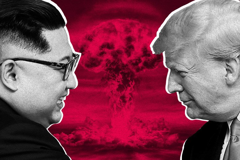 With painstaking detail and bleak humor, nuclear expert Jeffrey Lewis speculates on how the nukes could fall: https://t.co/6T6SvORrGm