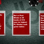 Image for the Tweet beginning: redbet online #poker: Missions 16th