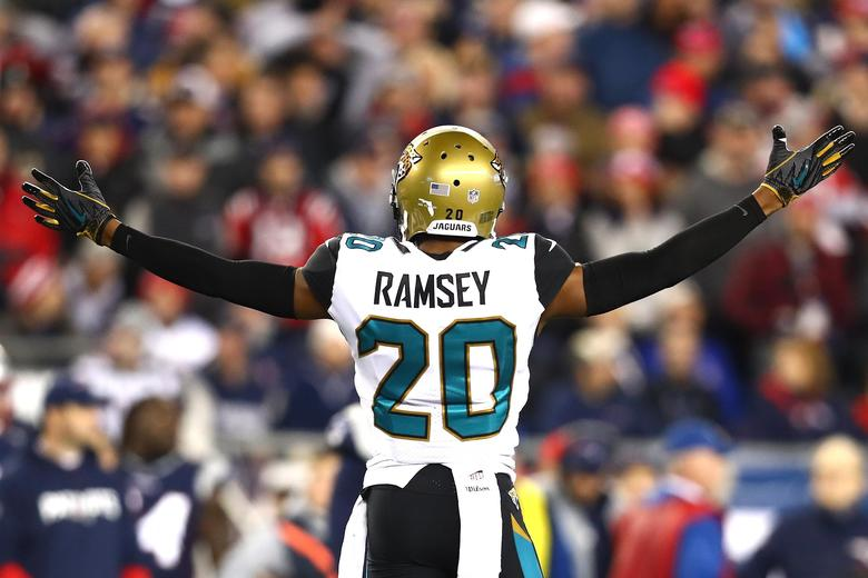 Jalen Ramsey's quarterback evaluations are extremely mean and accurate: https://t.co/g7U3sgv4Wv