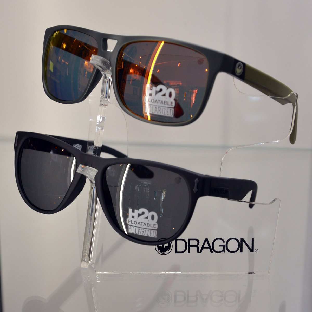 276a0c9f39 Fear you may lose them  Fear not with Dragon Sunglasses
