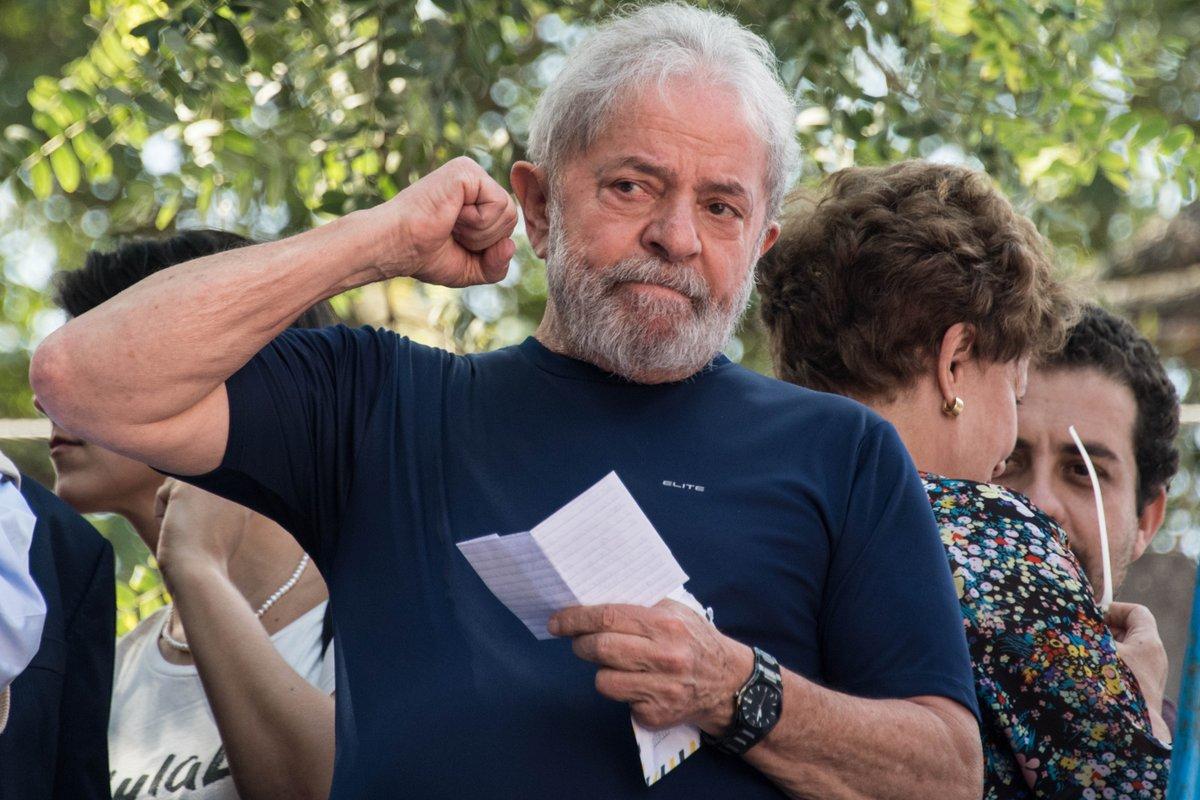 Resultado de imagem para TSE deve decidir nesta quinta sobre pedido do PT para garantir Lula em debate