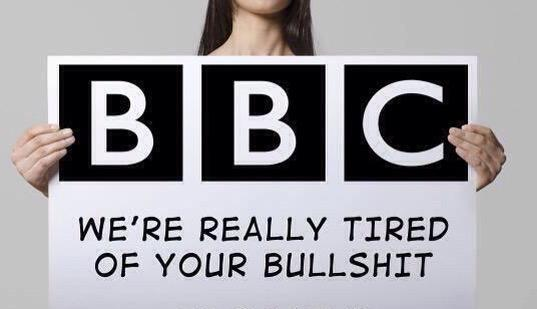 It&#39;s time the BBC were brought to account. They are a public broadcaster paid for by the public, not a government PR operation. And  stop the smears, they are pointless.  #BBCswitchoff #AbolishBBCLicenceFee<br>http://pic.twitter.com/S5c5tdhREM
