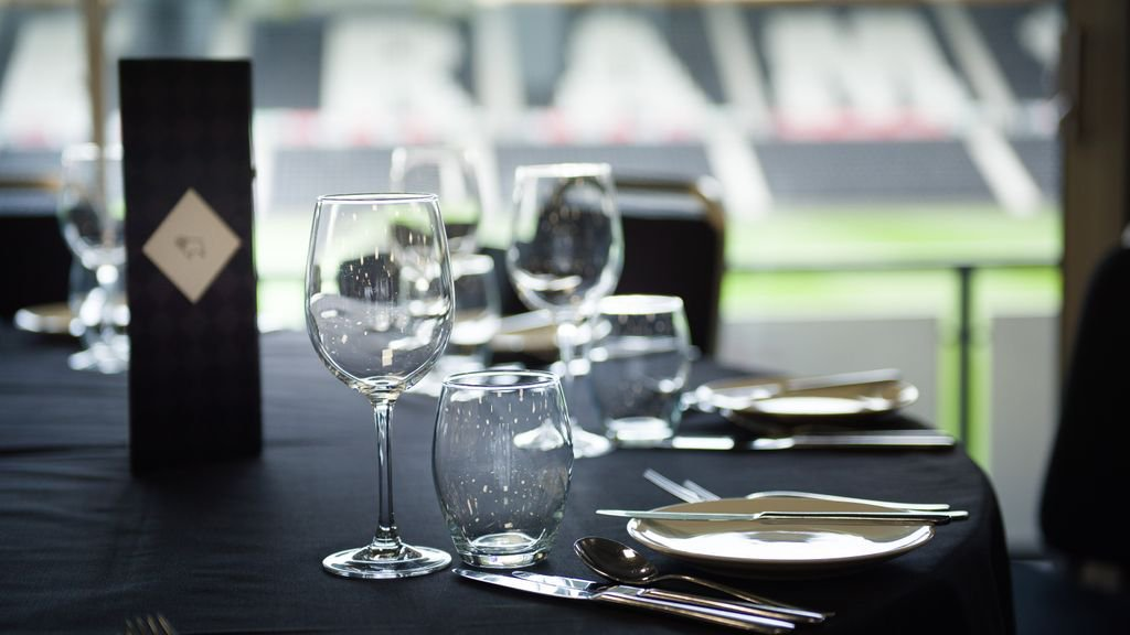 FOLLOW &amp; RT TO WIN    Table of 4 In Hospitality  @pnefc   4 Course Meal  Directors Box Seating  Man of The Match Appearance   Winners announced on Wednesday...#DCFCfans<br>http://pic.twitter.com/rfoOcXT4IR