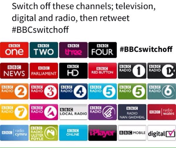 #BBCswitchoff It&#39;s the Final Countdown... brothers and sisters... let&#39;s do it proudly side by side... Solidarity everyone!  <br>http://pic.twitter.com/IheT3RskB5