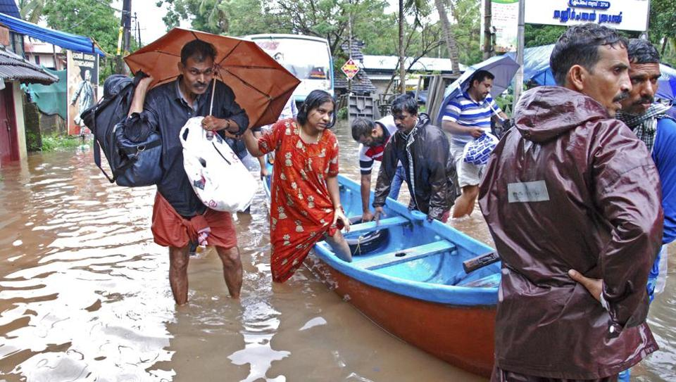 Rainfall intensity may drop across Kerala, heavy rains in central India:IMD https://t.co/RJDQkUBRE4