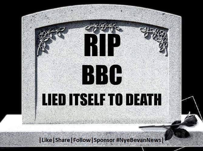 The @BBCNews has turned into a propaganda machine that has lied smeared and weaponised anything it can lay its hands on to discredit @jeremycorbyn And we pay for it. Its time to hold them to account. #BBCswitchoff #BBCBias
