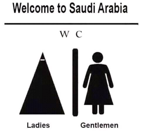 Ja no shem, #EverybodyOnahana hore toilet signs are universally the same... <br>http://pic.twitter.com/sFRo3egz26