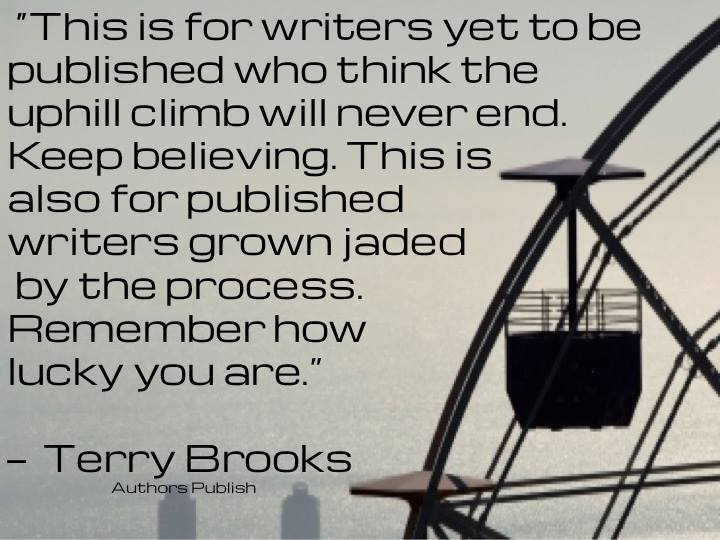 Like this a lot.  #writers #writerslife #ThursdayThoughts #ThursdayMotivation #inspirationalquote #quotestoliveby #quotesforlife @authorlisabarry @TerryBrooks<br>http://pic.twitter.com/gcOHngNufd