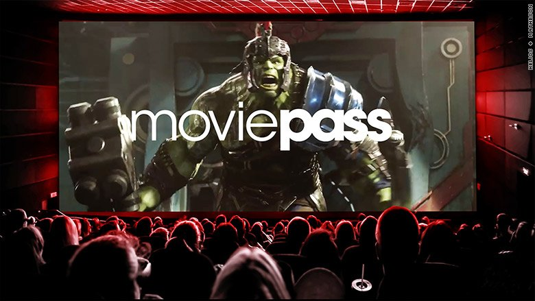 Now MoviePass will limit which movies you can see each day https://t.co/P3cRxW5ucn