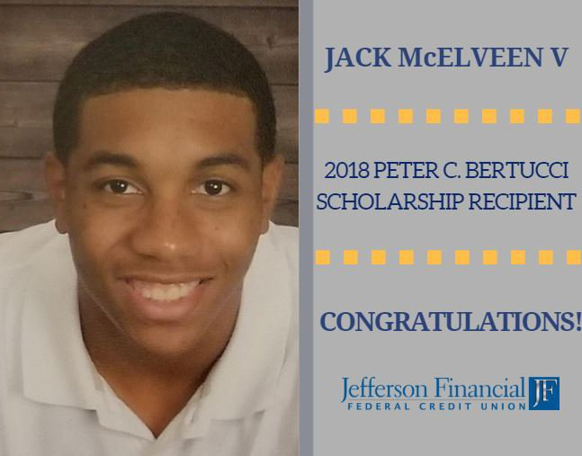 Congratulations to our 2018 Peter C. Bertucci #scholarship recipients! We wish them the best of luck as they take the next step in their academic careers. Jack is a graduate of St. Martin&#39;s Episcopal School and will attend Illinois Wesleyan University to study business.<br>http://pic.twitter.com/kD8jJRqCgR