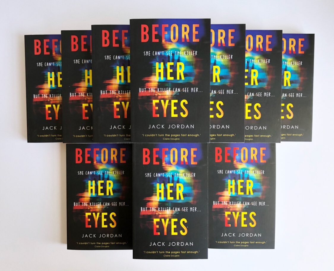 IT'S #GIVEAWAY TIME!   To celebrate #BeforeHerEyes hitting the shelves, I'm giving away FIFTEEN signed paperbacks - simply follow/RT to enter!   Winners chosen 26/08. UK only.   Full details:  https://www. facebook.com/79758776362395 0/posts/1723089824407068/ &nbsp; …    #bookgiveaway #win #contest<br>http://pic.twitter.com/vBAQBkyP4g