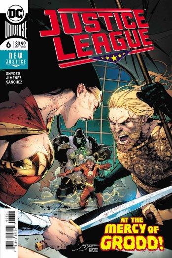 #JusticeLeague writer Scott Snyder on creating 'total comic book lunacy' https://t.co/PgW6JB7m6N
