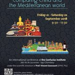 "Conference: ""Food and religious pluralisms: comparing China and the Mediterranean world"" - Geneva, 21st and 22nd September 2018 https://t.co/K0WdyMw0QG"