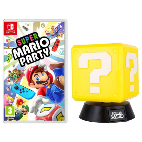 UK: Super Mario Party For Nintendo Switch Available To Pre-order At Nintendo Store With BonusGift  http:// mynintendonews.com/2018/08/16/uk- super-mario-party-for-nintendo-switch-available-to-pre-order-at-nintendo-store-with-bonus-gift/ &nbsp; … <br>http://pic.twitter.com/nXX6YqaZvg
