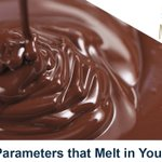 For a process as complex as #chocolate production, it is important to maintain precise #control to reach market standard for taste and quality. LOOP-PRO TUNER can model your highly oscillatory process data in order to #tune your loops.