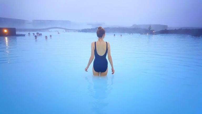 @eatlivetraveldr Blue lagoon, basalt rocks, Skogafoss, and glacier beach!!! Can't beat it! #travelhappy
