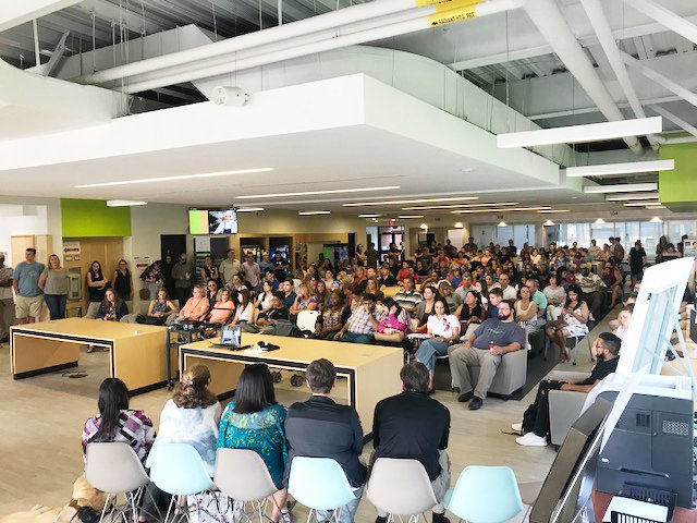 Excitement is building! Our recently held information sessions for #futurestudents attending Conestoga in September were a tremendous success; so much to look forward to! #thinkconestoga <br>http://pic.twitter.com/z7bMd0lQxM