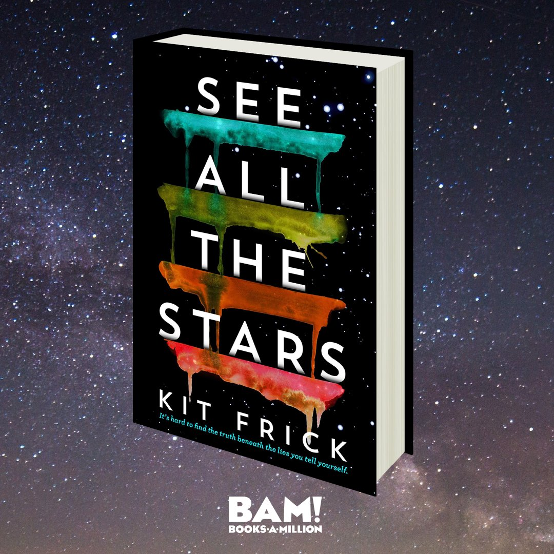A @Bustle selected Best YA Book for August 2018, SEE ALL THE STARS is WE WERE LIARS meets GOODBYE DAYS. Learn more and pick up your copy at #BooksAMillion. bit.ly/2B9FhFJ