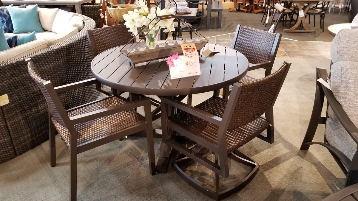 Allstate Patio Furniture.Allstate Home Leisure On Twitter We Are Kicking Off Our Metro