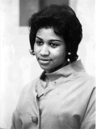 """Being a singer is a natural gift.  It means I'm using to the highest degree possible the gift that God gave me to use.  I'm happy with that."" Aretha Franklin   Rest In Peace. ❤️"