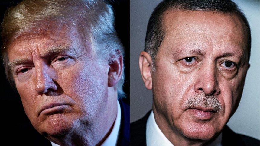 Amerikanisch-türkisches Verhältnis: 'Diesen Konflikt werden Trump und Erdogan nicht alleine lösen können' https://t.co/SWtJk2tzmX