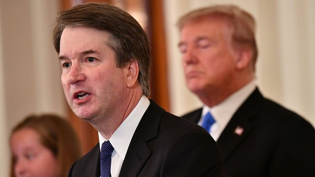NEW POLL: Kavanaugh has lowest public support of any Supreme Court nominee since Bork https://t.co/eBpIaYJQ7X https://t.co/oGHnfTb8Vi