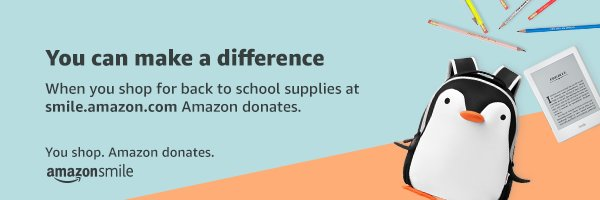 test Twitter Media - We just got our latest disbursement from @amazonsmile. It really adds up & is such an easy way to give back. Purchase with purpose. Shop for back to school supplies at https://t.co/bsf2kaHlfW and Amazon donates to Global Outreach And Love Of Soccer Inc. https://t.co/B0gczJDgBb