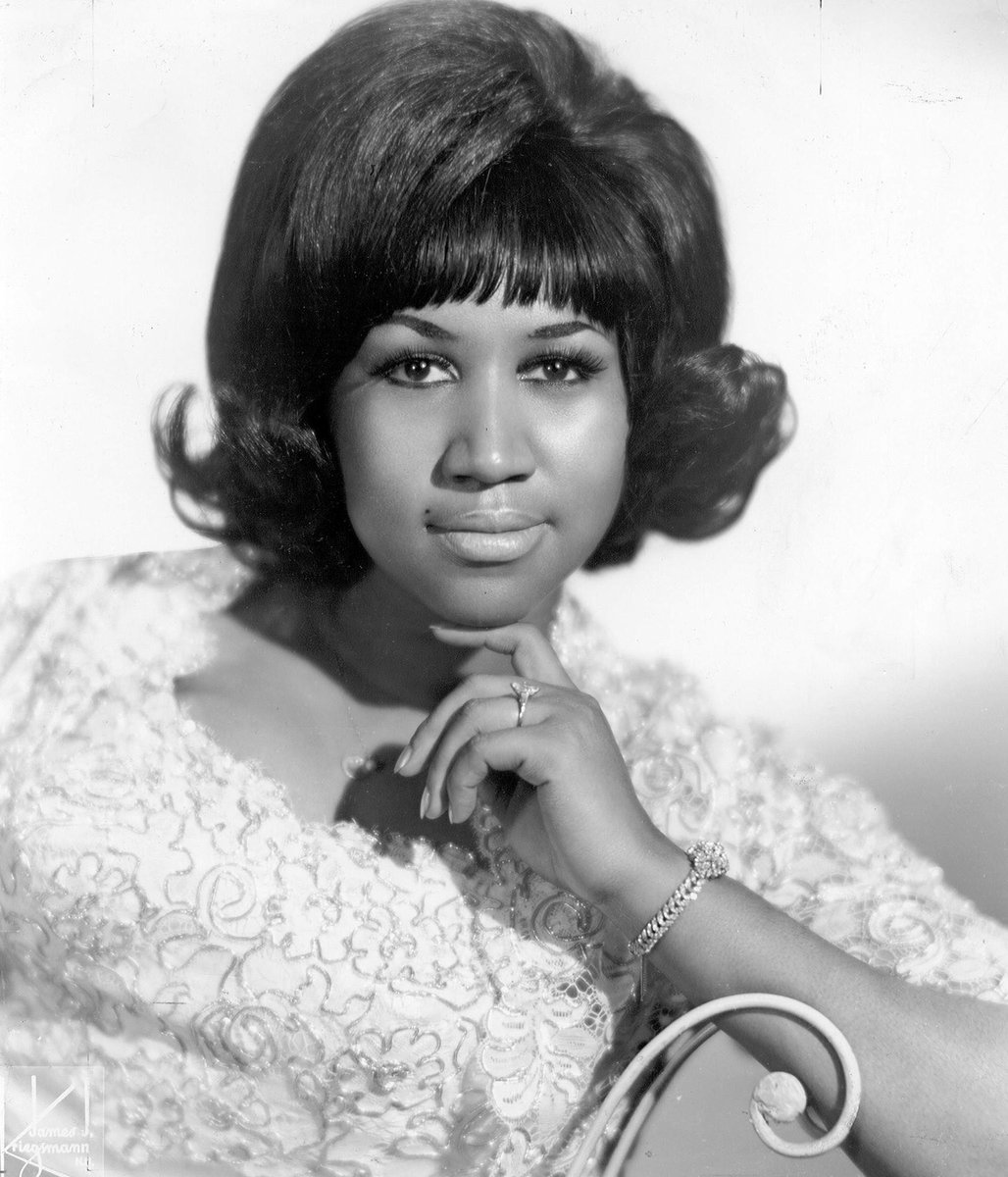 'It really is an honour if I can be inspirational to a younger singer or person. It means I've done my job.' - Aretha Franklin   Thank you for inspiring an endless amount of people. I will never stop appreciating, loving and learning from your incredible gift #QueenOfSoul
