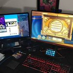 Image for the Tweet beginning: Another day and another Hearthstone