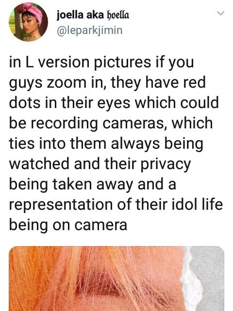 the L version monitoring part reminded me something. remember how in lie, jimin was monitored AND in hyyh, the whole era in prologue run mv even.. in euphoria, seokjin kept monitoring the boys with a recording camera. knowing BTS, all of this might be connected. <br>http://pic.twitter.com/t06tPQ8eK9