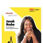 Image for the Tweet beginning: Proud of @JanahNcube for headlining