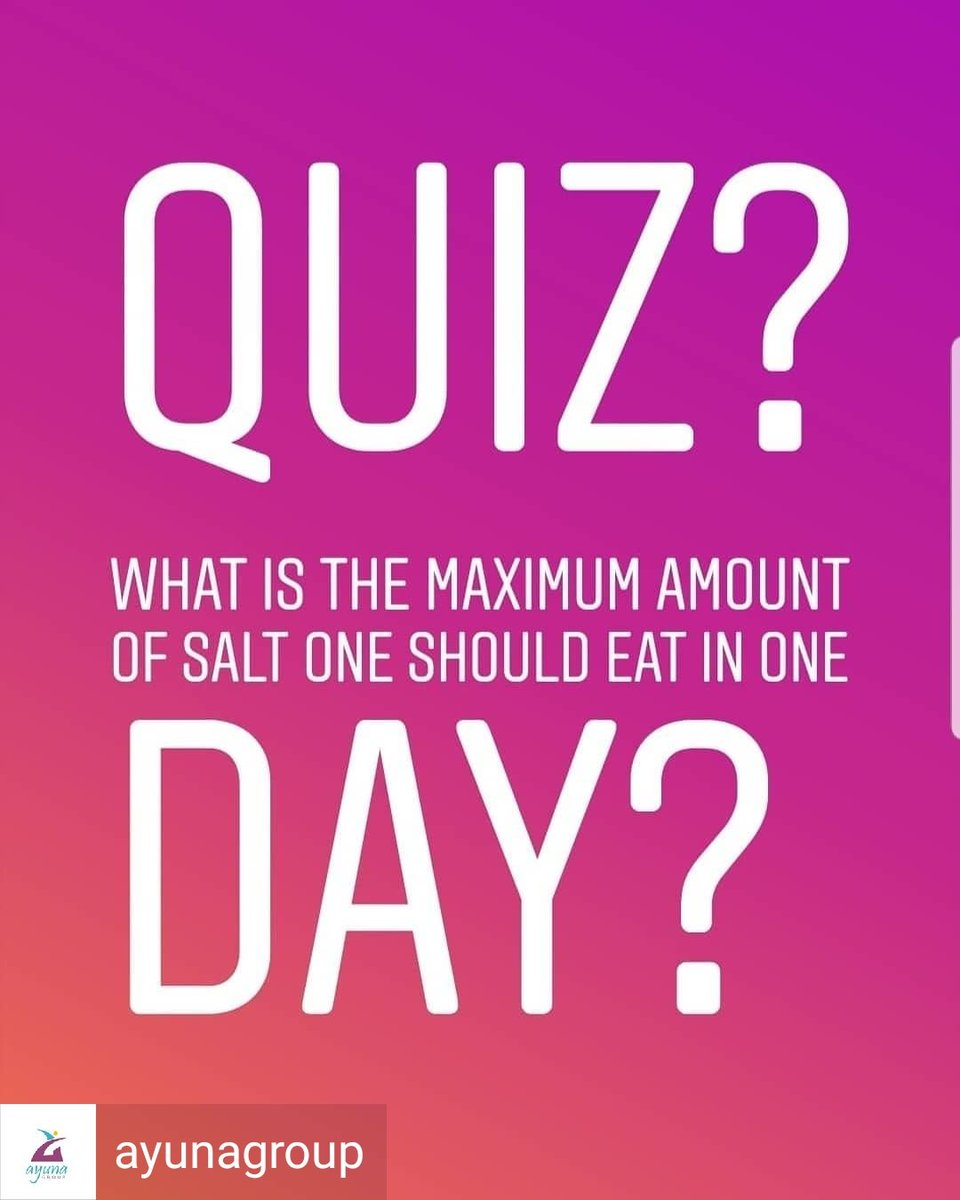 Answer the question correctly and get a prize!!  #HealthyLife #healthyeating #healthylifestyle #ncds<br>http://pic.twitter.com/nbzkSDilxN