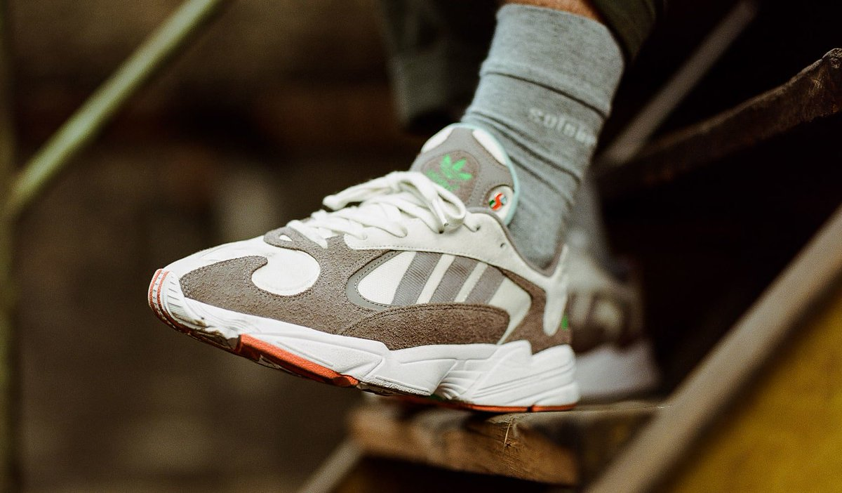 The Solebox x Adidas Yung-1 drops this weekend: https://t.co/qAbCa7Ou9G