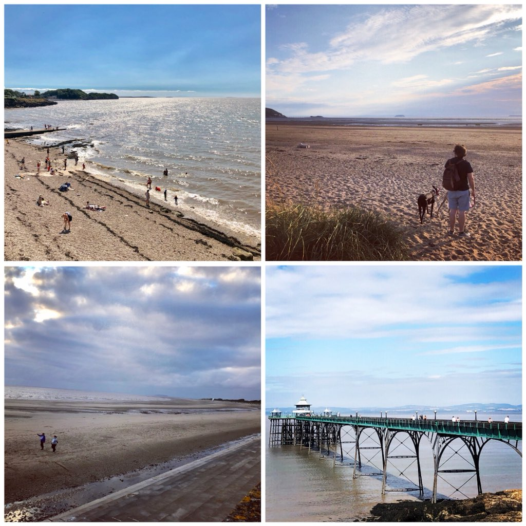 Evening @somersethour  What's everyone been up to? We've been a bit beach obsessed recently &amp; have been getting lots of sea air with our hounds  We've written about the beaches in North #Somerset &amp; it's here if you fancy a read   http:// bit.ly/2nH5QZi  &nbsp;    #SomersetHour<br>http://pic.twitter.com/6B73AHesbg