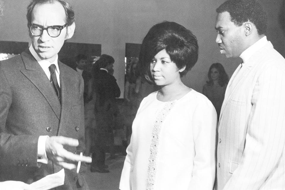 """Historia de Venezuela - 1968 - Aretha Franklin en el programa """"Renny Presenta"""" https://youtu.be/S0t5QjlLc6o"""