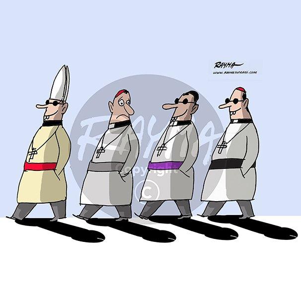 Caricatura Iglesia , Sexualidad y Abuso Infantil ... BASTA! https://t.co/HDJhwmseMR